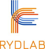 Логотип компании «RYDLAB»