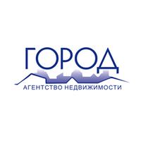 Логотип компании «Агентство Недвижимости ГОРОД»