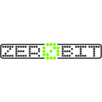 Логотип компании «Зеробит»