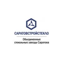 Логотип компании «Саратовстройстекло»