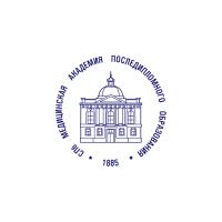 Логотип компании «Санкт-Петербургская медицинская академия последипломного образования (СПбМАПО)»