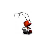 Логотип компании «Антстудия»