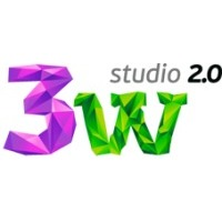 Логотип компании «Студия 3W»