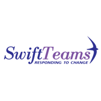 Логотип компании «SwiftTeams»