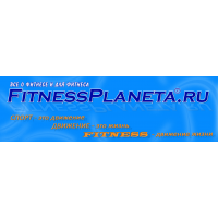 Логотип компании «FITNESSPLANETA.RU»