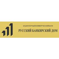Логотип компании «Русский Банкирский Дом»