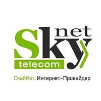 Логотип компании «SkyNet - Домашняя сеть СПб»