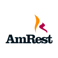 Логотип компании «АмРест»