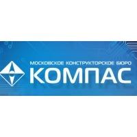 Логотип компании «МКБ «Компас»»