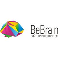 Логотип компании «BeBrain»