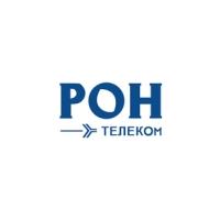 Логотип компании «РОН-Телеком»
