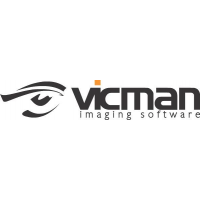 Логотип компании «VicMan»
