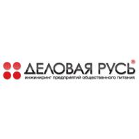 Логотип компании «Деловая Русь»