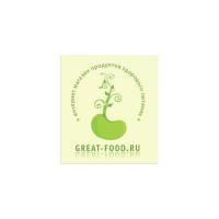 Логотип компании «Грейтфуд»
