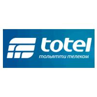 Логотип компании «Тольятти Телеком»