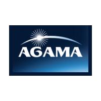 Логотип компании «Агама»