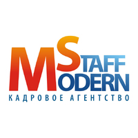 Логотип компании «Modern Staff»