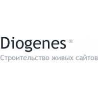 Логотип компании «Веб-студия Диогенес»