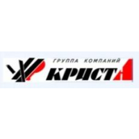 Логотип компании «ГК Криста»