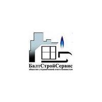 Логотип компании «БалтСтройСервис»