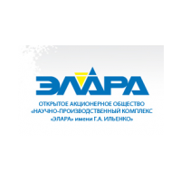 Логотип компании «ЭЛАРА»