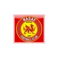 """Логотип компании «Футбольный клуб """"НАСАФ""""»"""