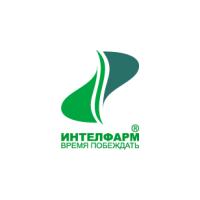 Логотип компании «ИнтелФарм»