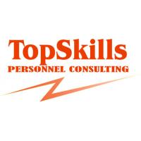 Логотип компании «TopSkills Personnel Consulting»