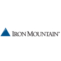 Логотип компании «Iron Mountain CIS»