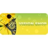 Логотип компании «Vision - on-line shop»
