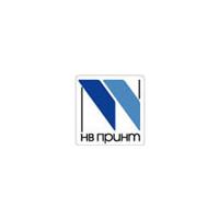 Логотип компании «НВ Принт»