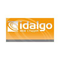 Логотип компании «Веб-студия IDALGO»