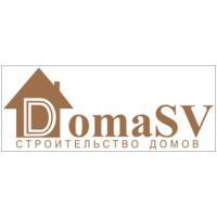 Логотип компании «Строительная компания DomaSV»