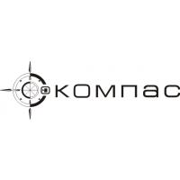 Логотип компании «КОМПАС продакшн»