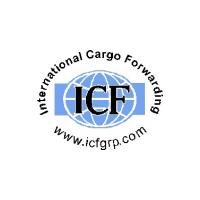 Логотип компании «ICF Group»