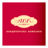 Логотип компании «АВК»
