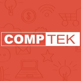 Логотип компании «КомпТек»