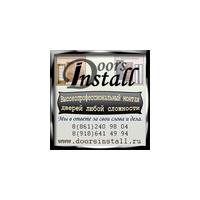 Логотип компании «DoorsInstall»