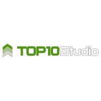 Логотип компании «TOP10Studio»