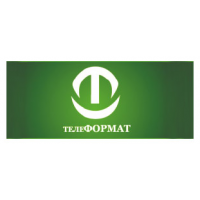Логотип компании «Телеформат»