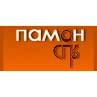 Логотип компании «Памон-СПб»