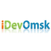 Логотип компании «iDevOmsk»