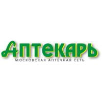 Логотип компании «Московская аптечная сеть «Аптекарь»»