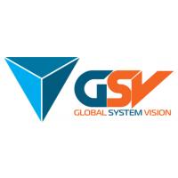 Логотип компании «GSV»