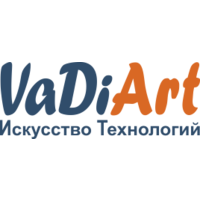 Логотип компании «ВаДиАрт»