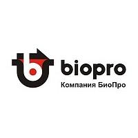 Логотип компании «БиоПро»