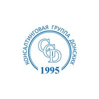 Логотип компании «Консалтинговая группа Донских»