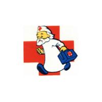 Логотип компании «Орловское городское отделение Ррссийского Красного Креста»