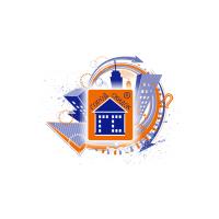 Логотип компании «Город скидок»