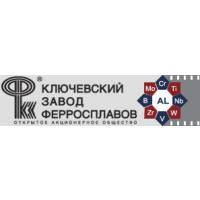 Логотип компании «Ключевский завод ферросплавов»